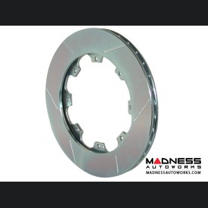 FIAT 500 Replacement Rotor Set - Wilwood GT 36 Curved Vane Rotor - Left and Right