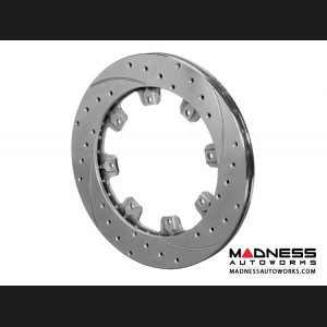 FIAT 500 Replacement Rotor Set - Wilwood SRP Drilled Performance Rotor - Left and Right