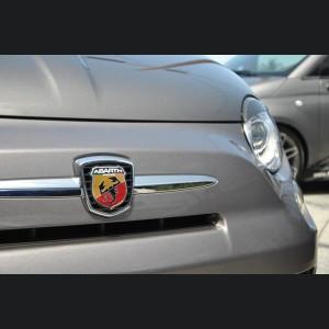 FIAT 500 Eyebrows - Carbon Fiber