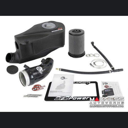 FIAT 124 Intake System - aFe - Momentum GT Pro DRY S - Dry