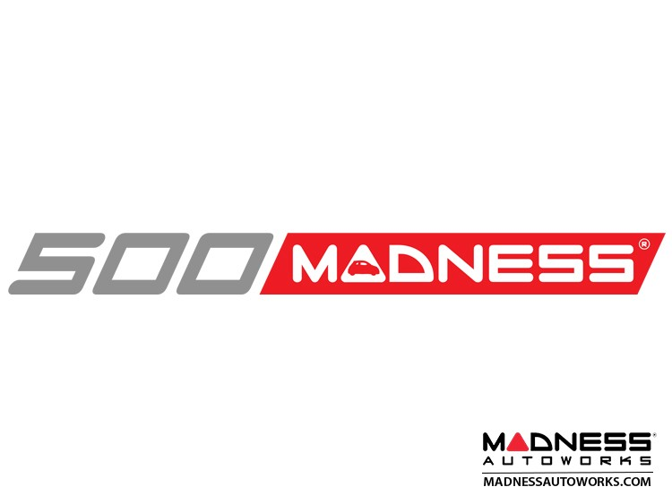 """500 MADNESS Decal - 7"""""""