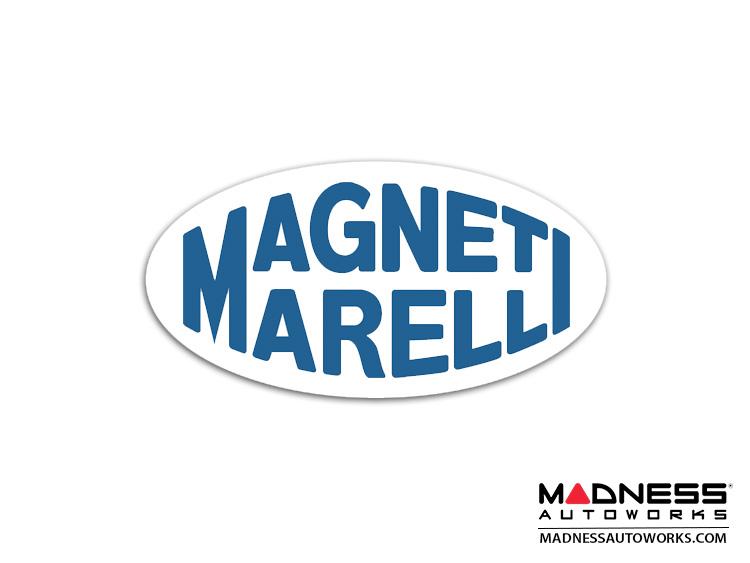 """Magneti Marelli Decal - 4""""x2"""""""