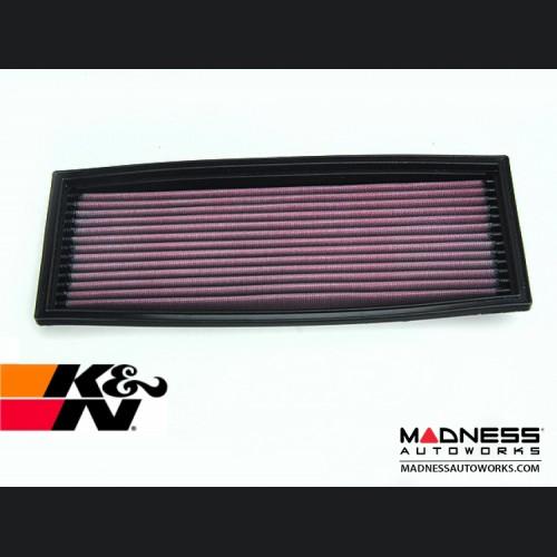 FIAT 500 Performance Air Filter - K&N - 1.4L Multi Air Turbo