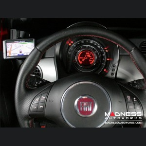 FIAT 500 Mobile Cradle for GPS Units -  Dash Vent Mounting Style
