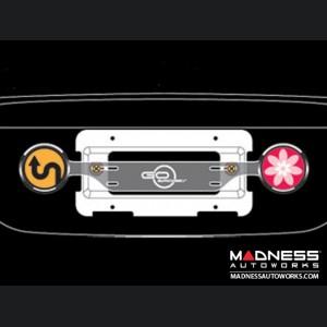 FIAT 500 Badge Bar