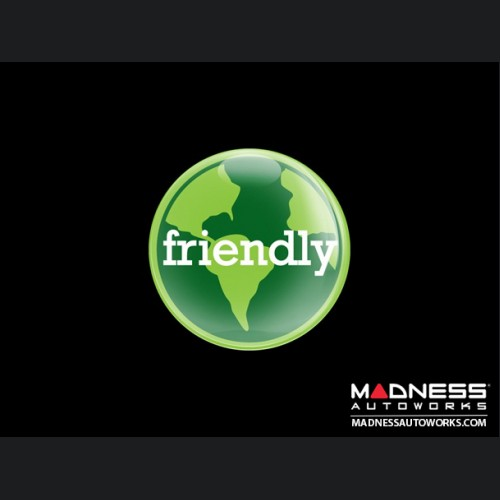 Grill Badge -  Earth Friendly