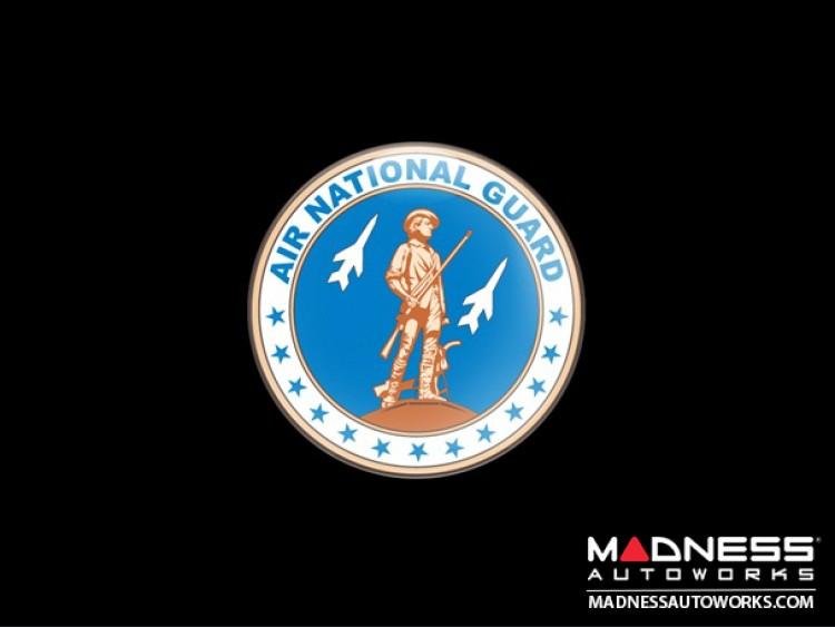 Grill Badge -  Military US Air National Guard