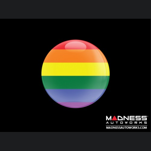 Grill Badge - Pride