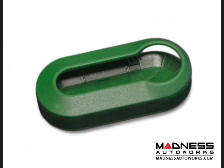 FIAT 500 Key Cover - Green