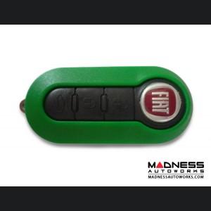 FIAT 500 Key Cover Set (2) - Green