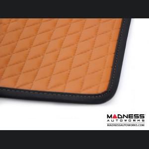 FIAT 500L Cargo Area Liner - Caramel Leather