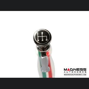 Classic FIAT 500 Pen - Classic Italian Style - Italian Flag Color