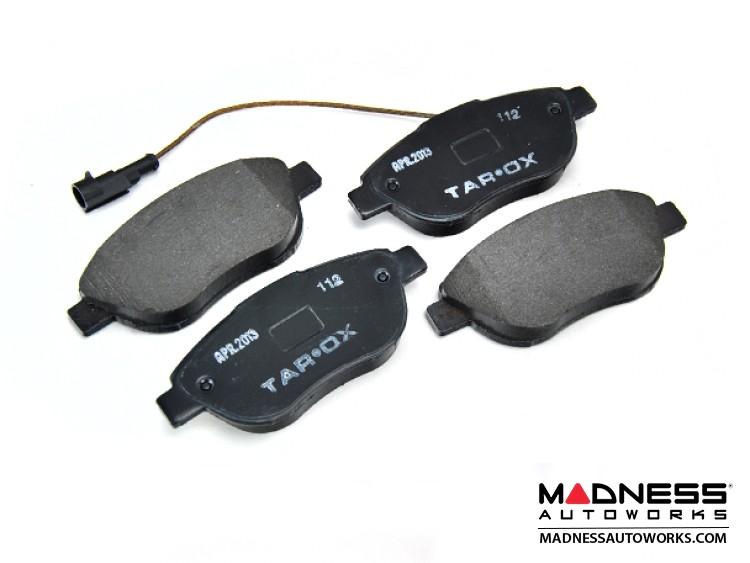 FIAT 500 Brake Pads by Tarox (Strada Fast Road Pads) - Front