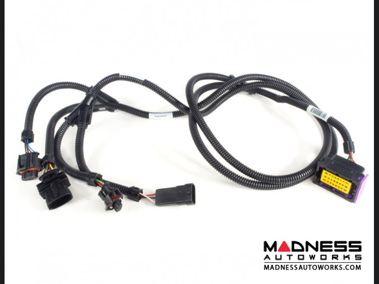 Engine Control Module Replacement Harness (V1) - fits MADNESS/ TMC Modules