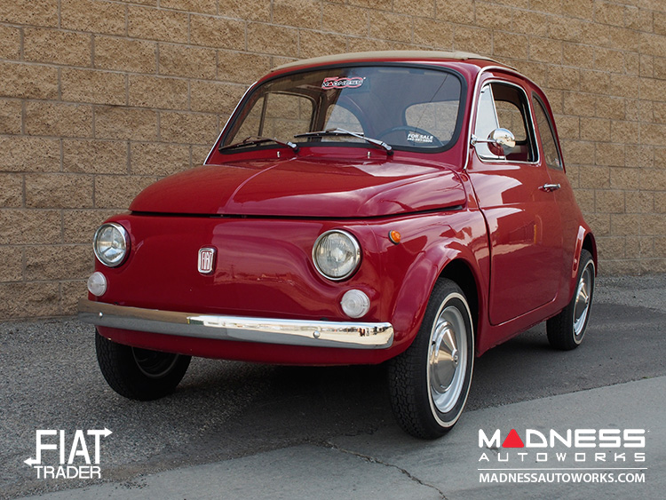 MADNESS Edition Classic Fiat